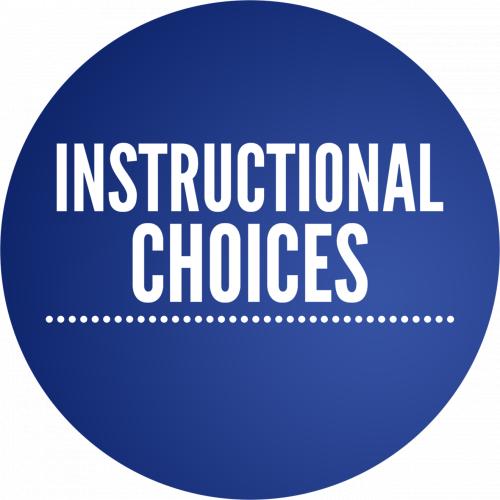 Florence ISD 2020-2021 School Year - Instructional Setting Choice Sheet // Florence ISD 2020-2021