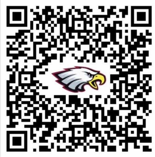 QR Code for 8th grade slide show