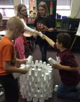 Cup Stacking Challenge