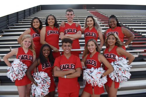 2019-20 Cheerleaders