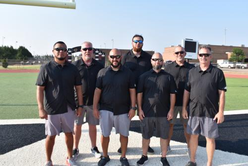 Seagraves Eagle Football Coaches