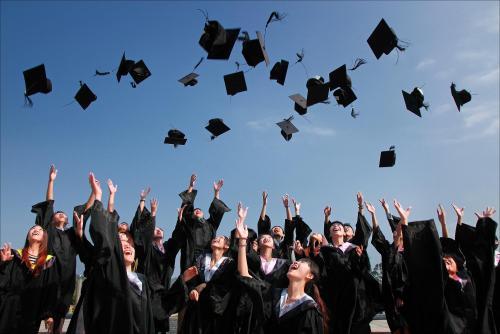 graduation picture