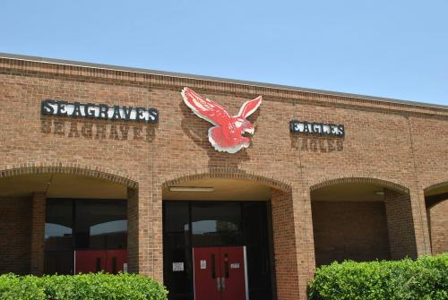 photo of Seagraves high school