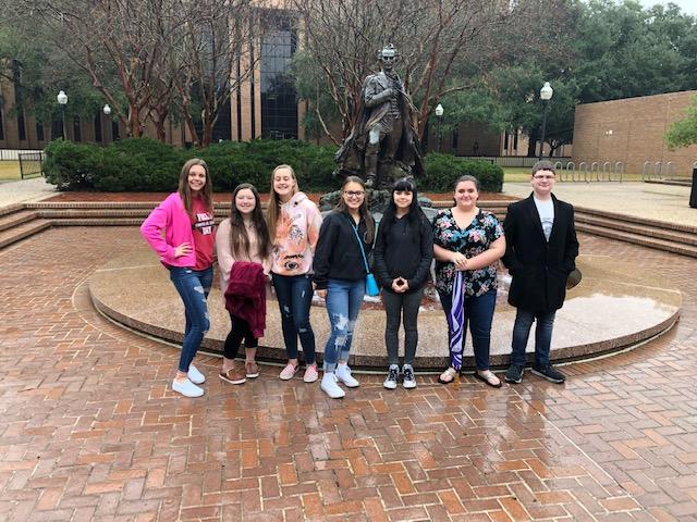 College Tour (2019) to Stephen F. Austin University