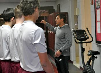 Coach Casto