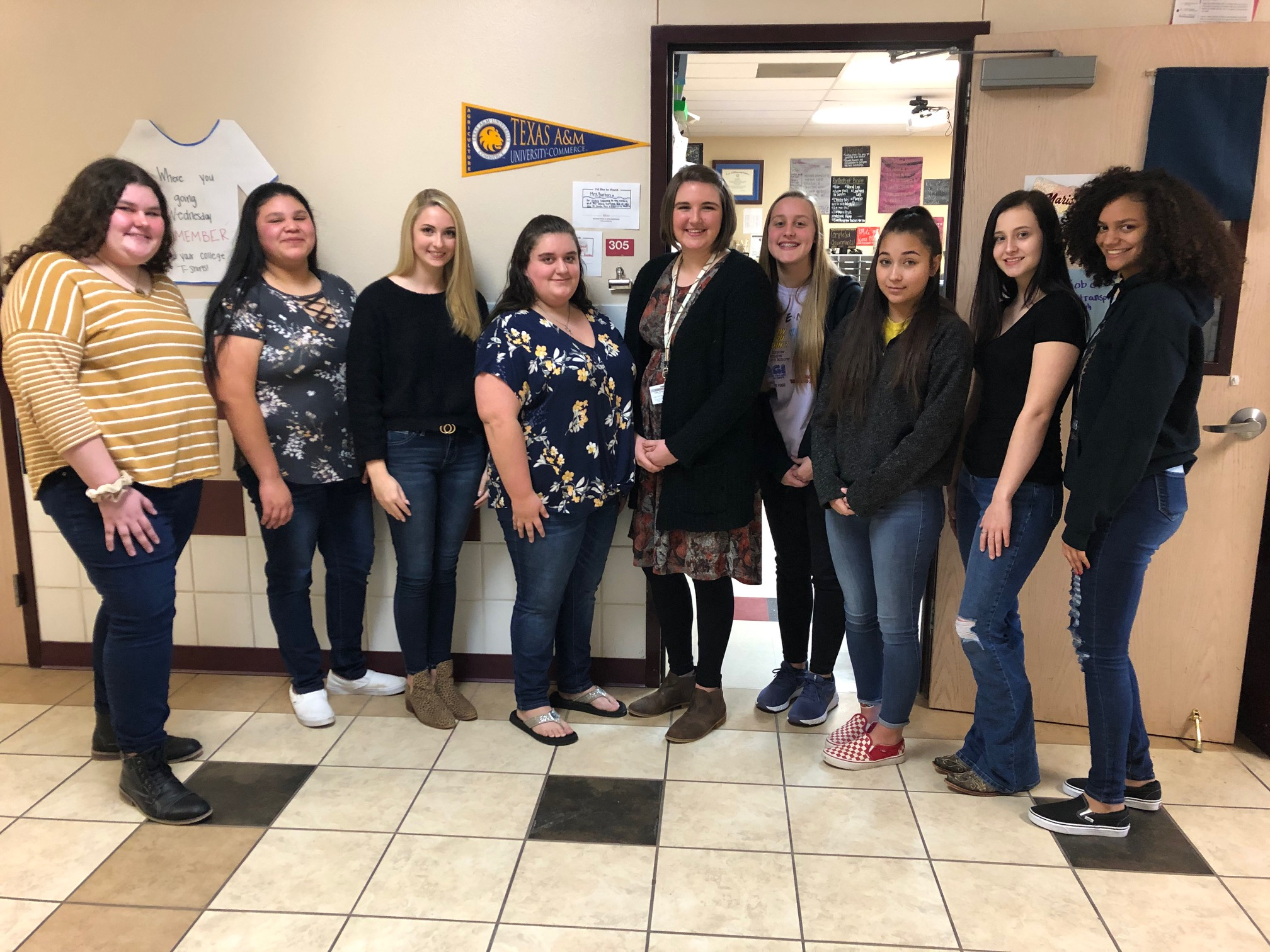 AVID Leadership Council's Teacher of the Month Contest
