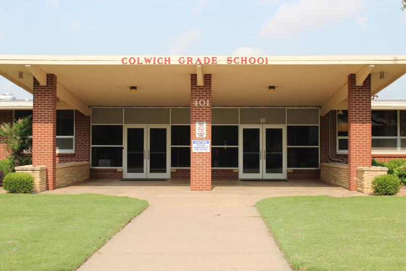 Landscape View facing Colwich Elementary School