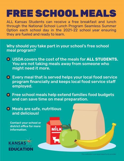 21-22 Free School Meals
