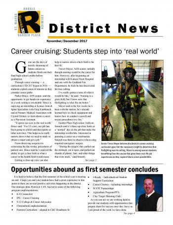 November-December newsletter