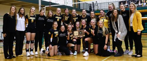 2020 Class 4A Sub-State Champs