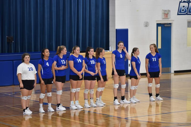 Volleyball Playoffs Thursday!
