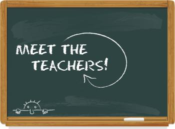 Meet the Teacher is set for August 13th! 5:30-7:00