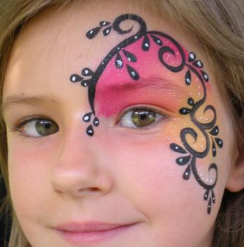 Face Painting at home games