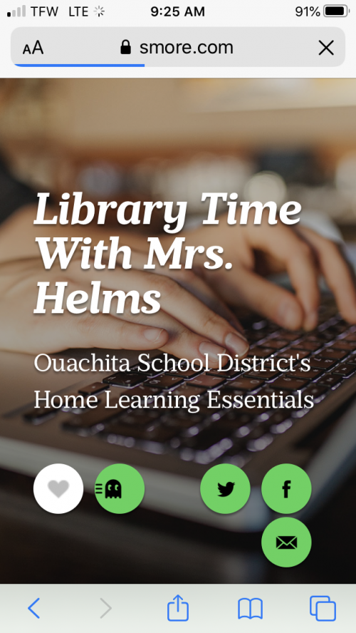 Helms Digital Newsletter