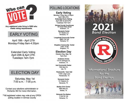RISD Bond Election