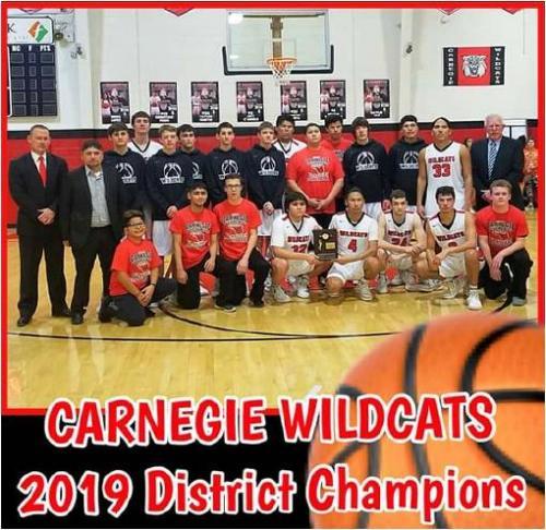 Wildcat District Team