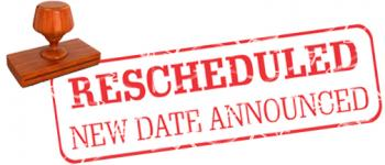 Substitute Orientation Rescheduled