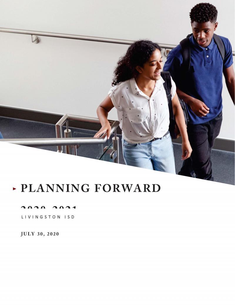 School Re-Opening Plan & Guidelines