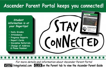Stay Connected with Ascender Parent Portal!