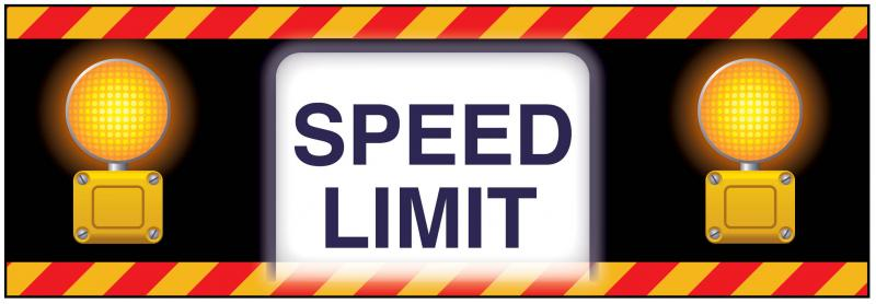 Speed Limit Change Approved in Livingston