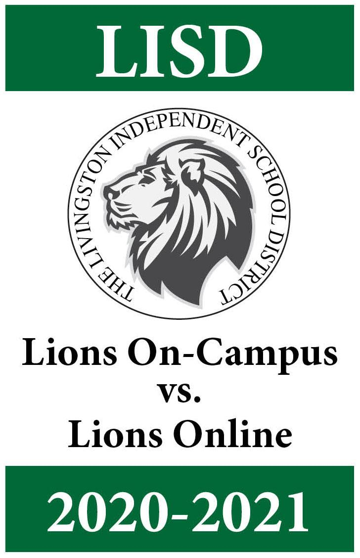 Lions On-Campus vs Lions Online