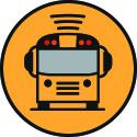 Image of Here Comes The Bus App Logo