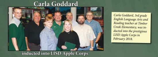 Apple Corps - Carla Goddard