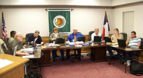 School board 2007-08