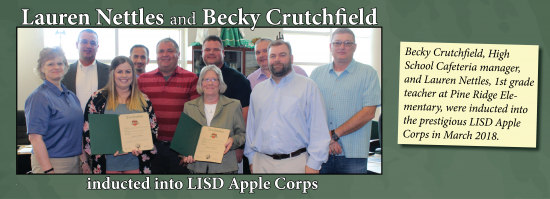 Apple Corps - Lauren Nettles and Becky Crutchfield