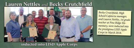 Apple Corps - Lauren Nettles and Becky Crutchfield