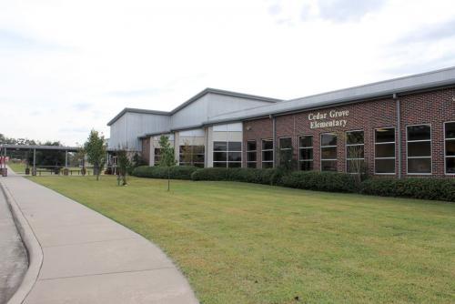 Cedar Grove Elementary campus