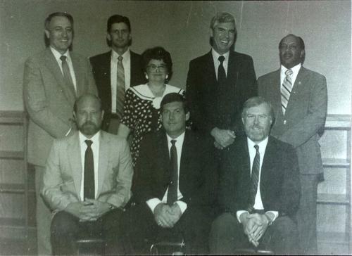 School board 1987-88