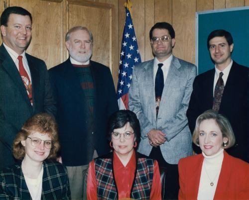 School Board 1996-97