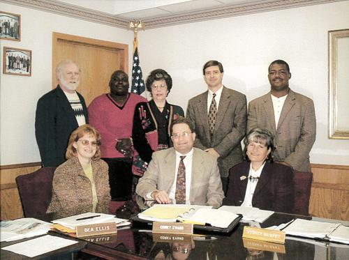 School Board 2001-02