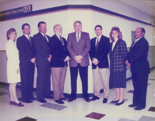 School Board 1995-96