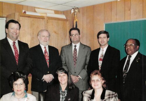 School Board 1997-98