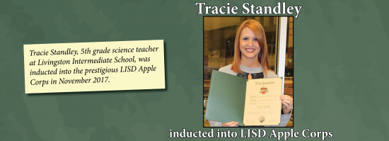 Apple Corps - Tracie Standley