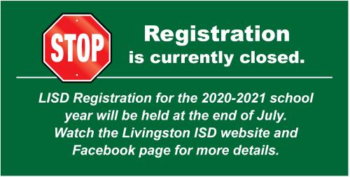 Registration is currently closed