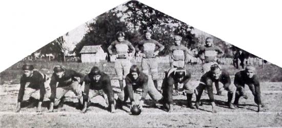 1919 Lions Football Team