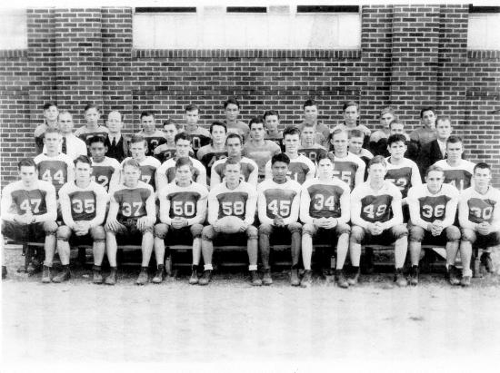 1935 Lions Football Team