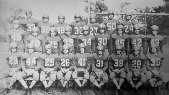 1951Lions Football Team