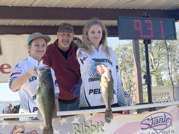 Livingston Fishing Team Big Bass Winner