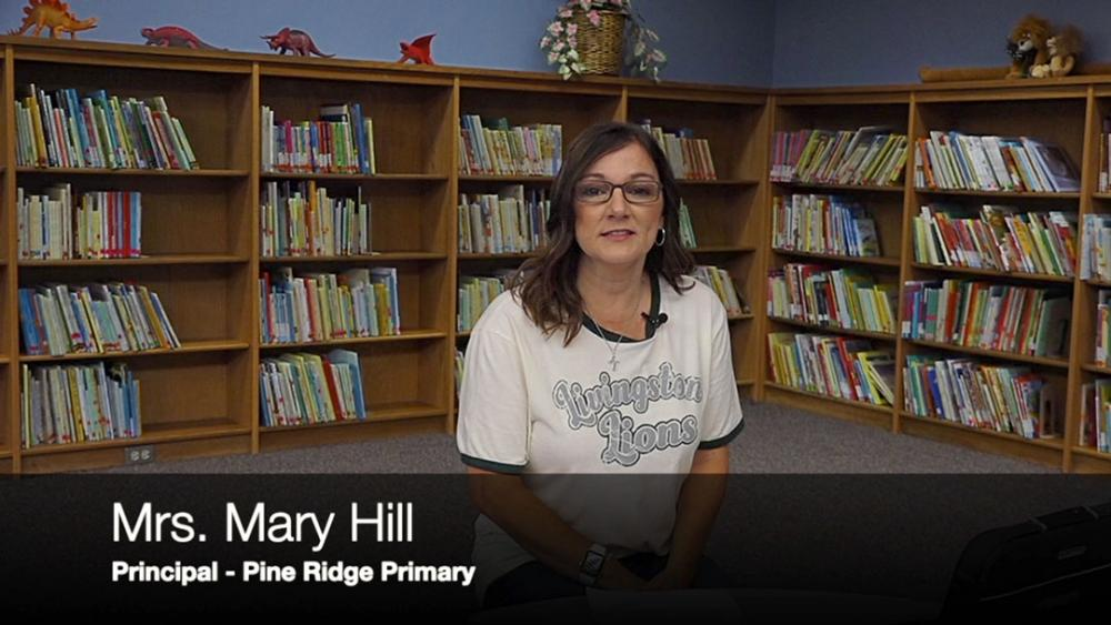 Video Message from the PRP Principal - Mrs. Hill