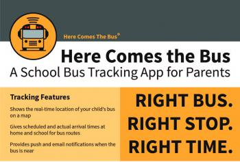 Here Come the Bus App