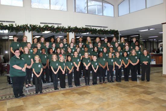 Honors Choir Performing at FSB