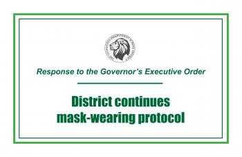 District continues mask-wearing protocol