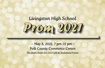 LHS Prom 2021-Polk County Commerce Center - May 8, 7 pm - 11 pm