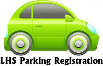 LHS Parking Registration art