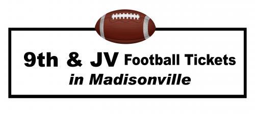 9th & JV Football Tickets