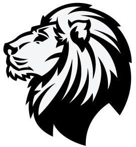 LISD Lion Logo